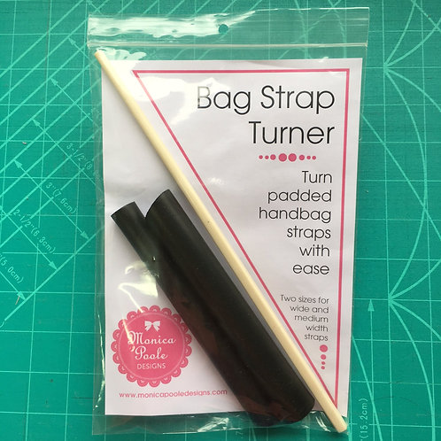 3x Bag Strap Turner