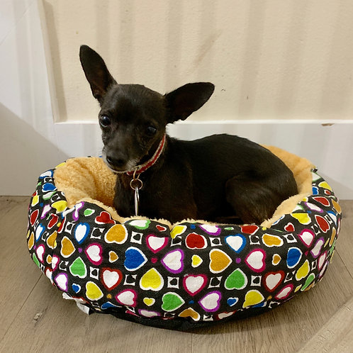 Premium Round Pet Bed