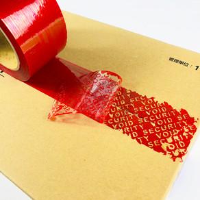 防拆保密膠帶 | 封緘封箱膠帶 | 防偽膠帶