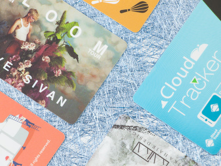 Thẻ PVC chống giả | Thẻ hội viên | Thẻ nhận dạng