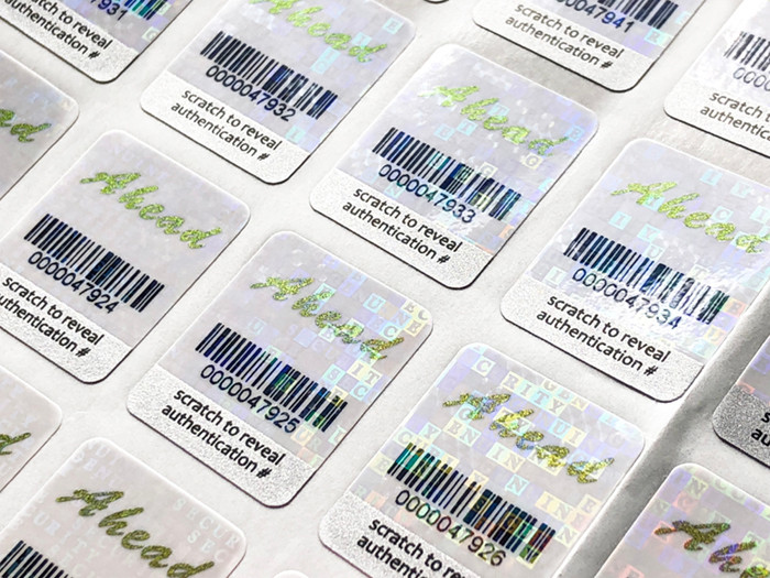 Optically Variable Ink(OVI) | Anti-counterfeiting labels