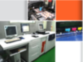 hot melt adhesive machine and digital printing machine