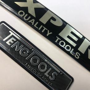POLY-coated Nameplates