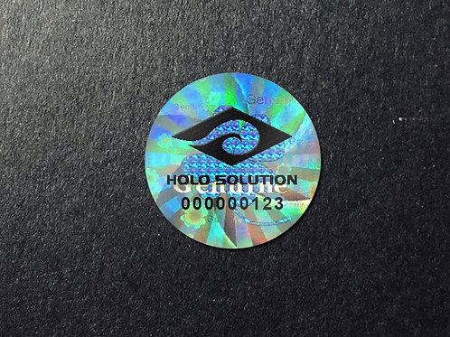 レーザープリント偽造防止ラベル | CL-03