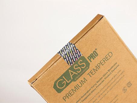 包装開封防止シール