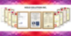 Holo Solutin certificate