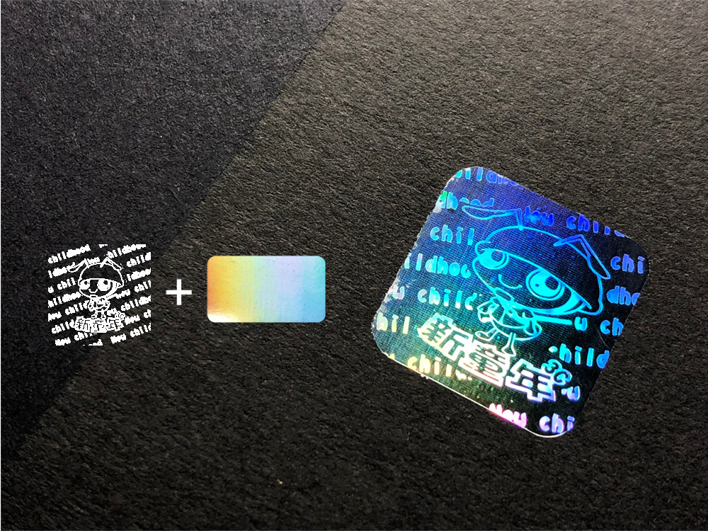 microlens hologram