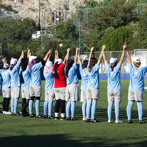 Summer Football Camp για ασυνόδευτα παιδιά