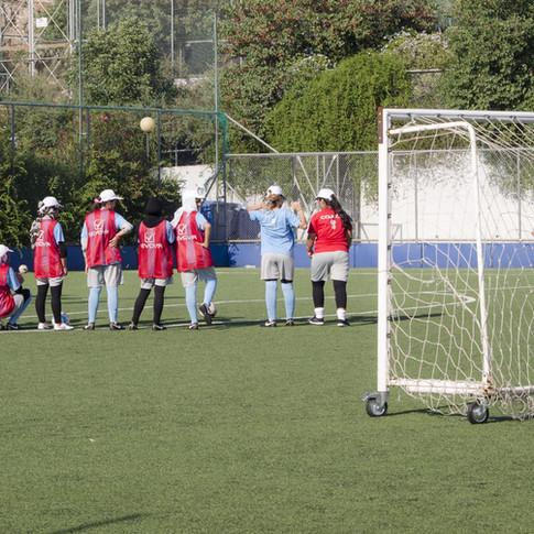 REWINS (Refugee Women Inclusion through Sport)
