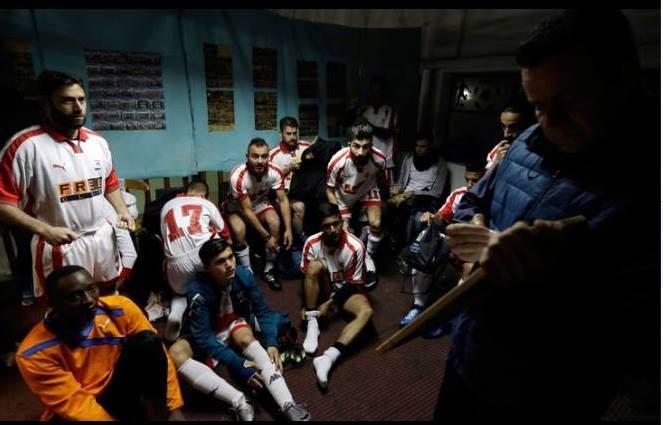 Αθλητική Ελπίδα Προσφύγων