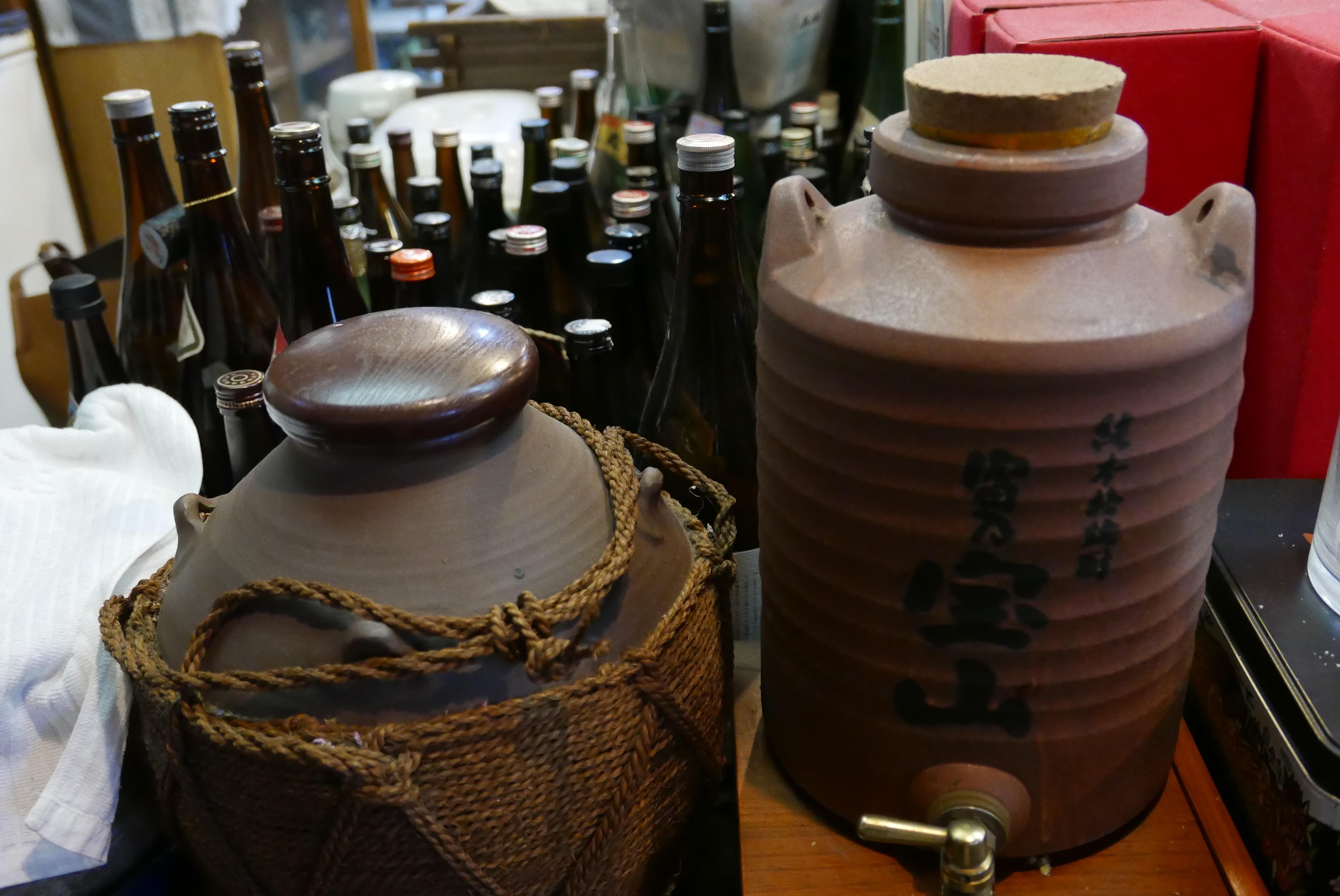 日本酒多数