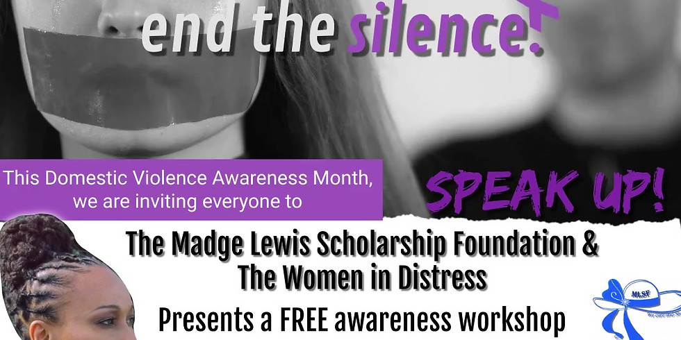 End The Silence- Speak Up!