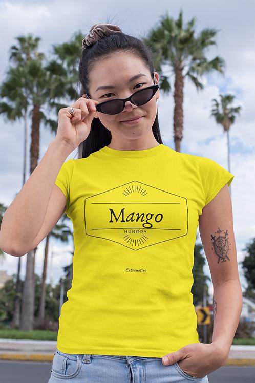 Mango - Unisex Jersey Short Sleeve Tee
