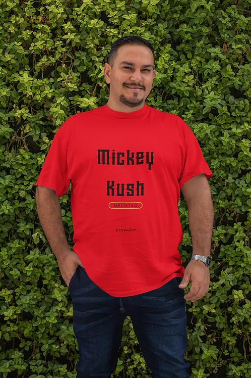 Mickey Kush - Unisex Jersey Short Sleeve Tee