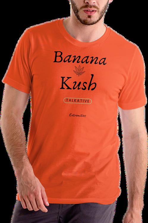 Banana Kush - Unisex Heavy Cotton Tee