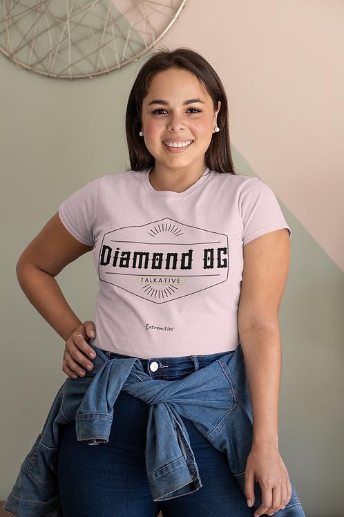 Diamond OG - Unisex Heavy Cotton Tee