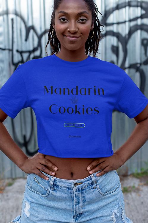 Mandarin Cookies - Unisex Jersey Short Sleeve Tee