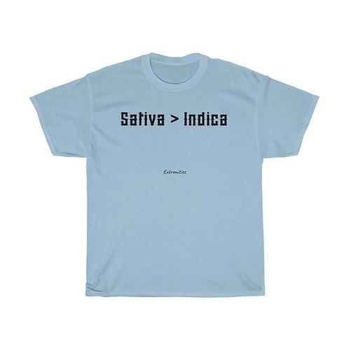 Sativa - Unisex Heavy Cotton Tee