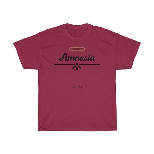 Amnesia - Unisex Heavy Cotton Tee