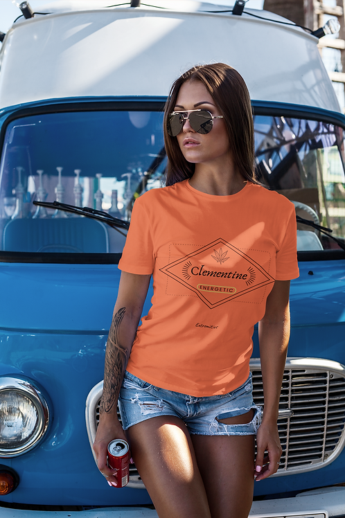 Clementine - Unisex Fitted Tee