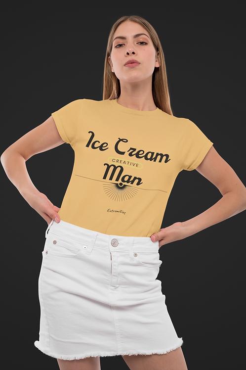 Ice Cream Man - Unisex Jersey Short Sleeve Tee