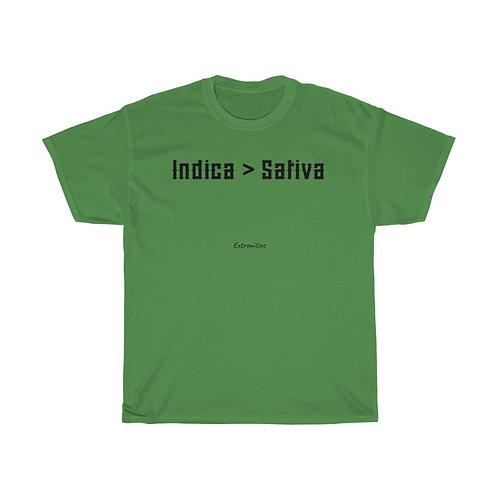 Indica - Unisex Heavy Cotton Tee