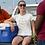 Thumbnail: Trainwreck - Unisex Jersey Short Sleeve Tee