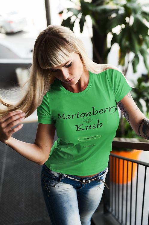 Marionberry Kush - Unisex Heavy Cotton Tee