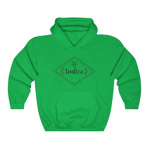 Indica - Unisex Heavy Blend™ Hooded Sweatshirt