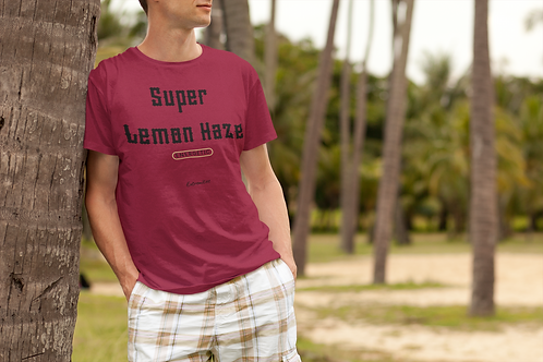 Super Lemon Haze - Unisex Jersey Short Sleeve Tee