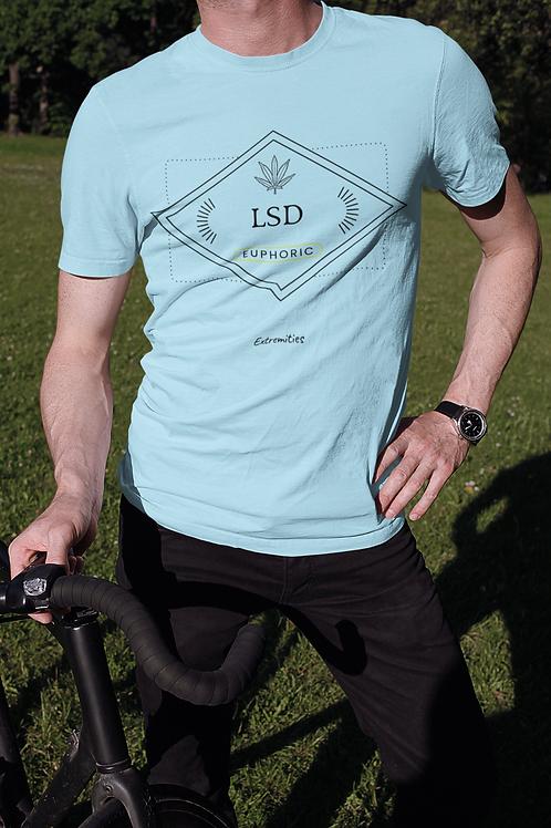 LSD - Unisex Jersey Short Sleeve Tee