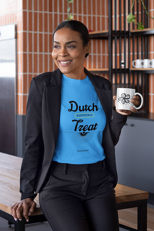 Dutch Treat - Unisex Jersey Short Sleeve Tee