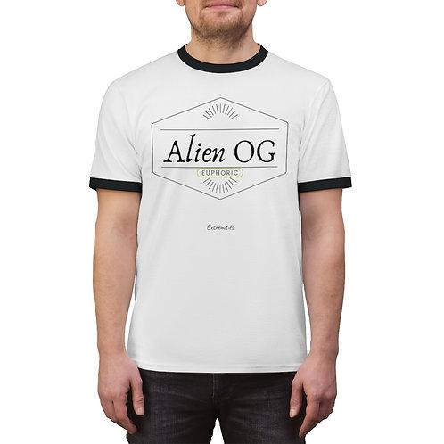 Alien OG - Unisex Ringer Tee