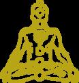 Goldener Chakra