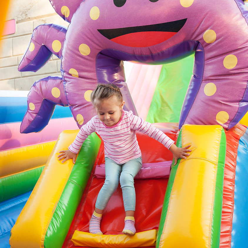 Family bounce day.Family event