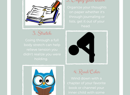 Sleep Better with a Nighttime Routine
