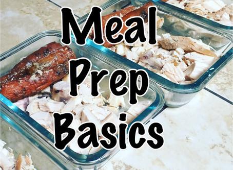 Meal Prep Basics.