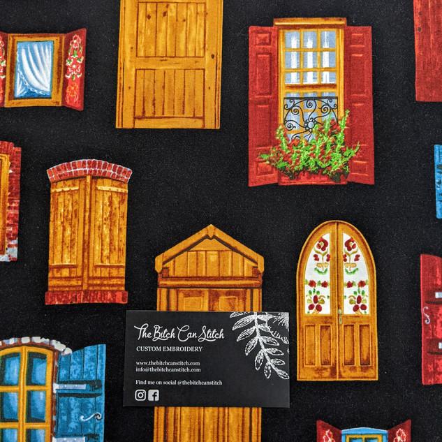 Folk Doors