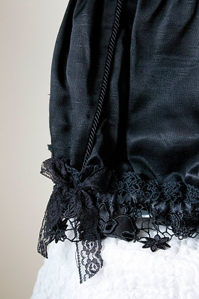 Antique Satin Bloomers