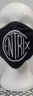 Custom Vinyl Printed Knit Mask