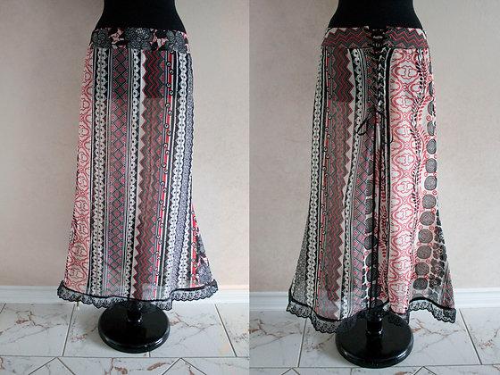 Boho Mermaid Skirt