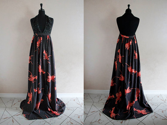 Lobster Gown