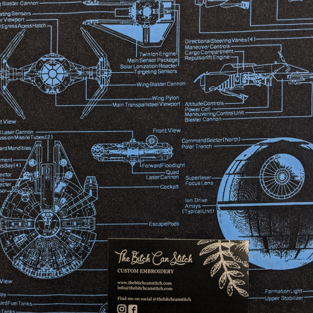 Star Wars Specs