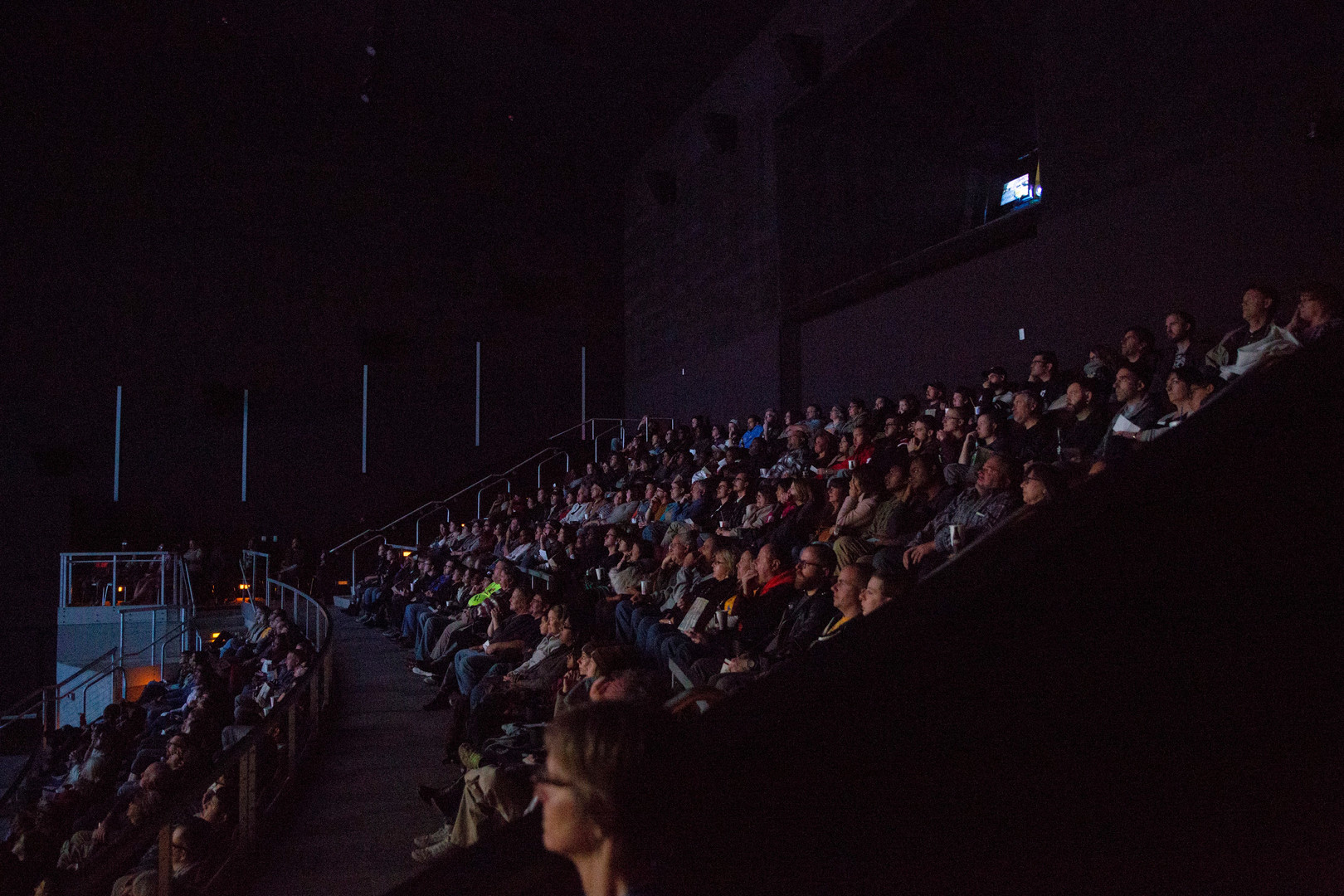 Seats were sold-out at the 2018 festival!