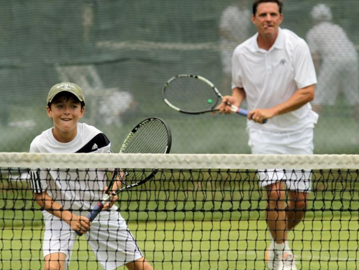 Tradition Continues at Agawam Hunt Father Son Invitational Grass Tennis Tournament