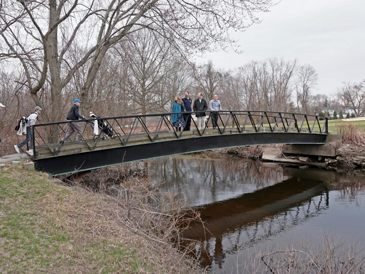 Agawam Hunt protects open space in East Providence in partnership with the Nature Conservancy