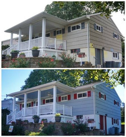 Before & After Exterior