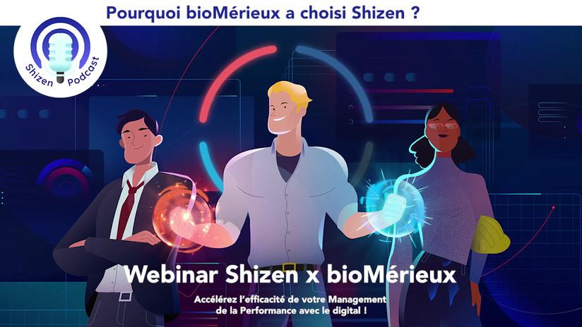 Pourquoi bioMérieux a choisi Shizen ?