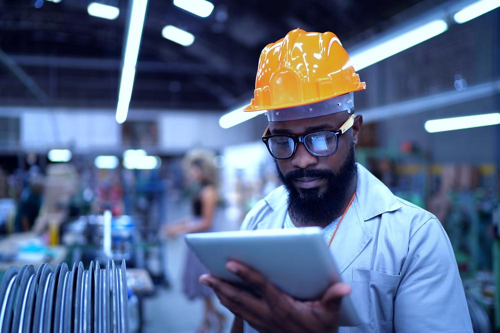 La transformation digitale chez les industriels français