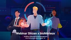 Webinar Shizen X bioMérieux